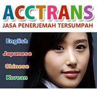 Jasa Penerjemah Tersumpah - ACCTrans