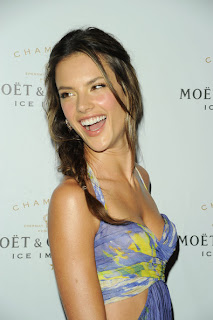 Hairstyle cute alessandra ambrosio hair color highlights pmusecretfo Gallery