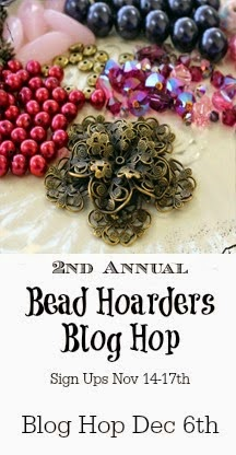 2nd Annual Bead Hoarders Blog Hop