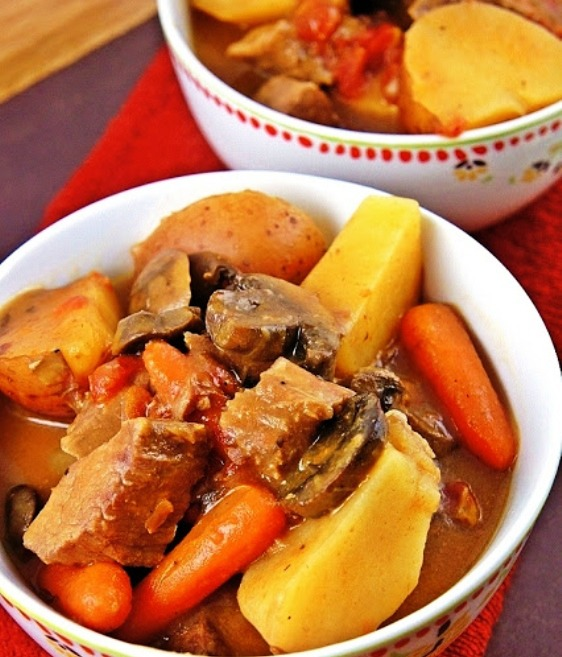 The Bestest Recipes Online: Slow Cooker Beef Stew
