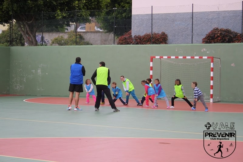 actividades físicas con niños