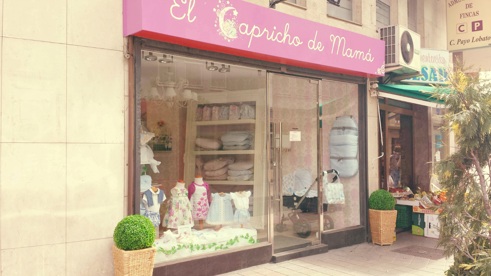 tienda moda infantil palencia