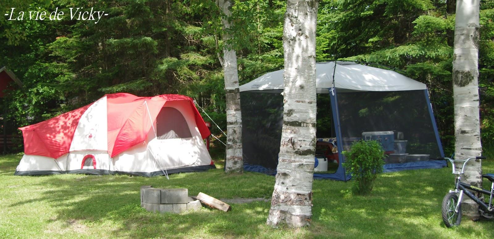 Ma petite vie camping des aulnaies - Maison modulaire espagnole ...