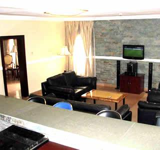 De Renaissance Hotel, Ikeja, Presidential Suites