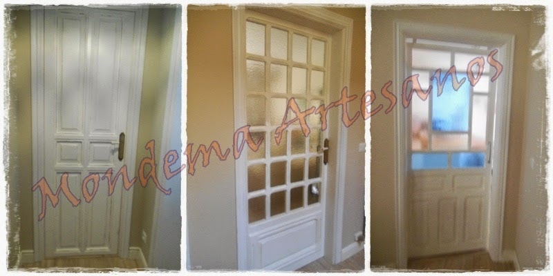Reciclar puertas antiguas dan un toque especial for Reciclar puertas antiguas