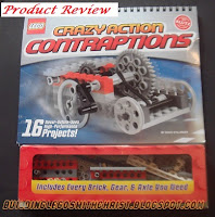 Crazy Action Contraptions LEGO kit product review