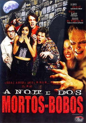 Download A Noite dos Mortos Bobos Dublado