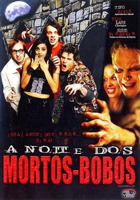 Filme A Noite dos Mortos Bobos   Dublado