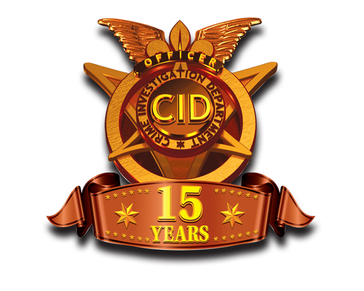 C.I.D. - Episode 307 - April 08, 2014