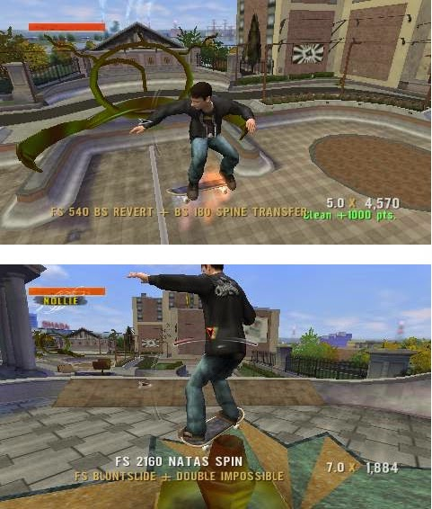 Tony Hawk's Project 8 PPSSPP Android