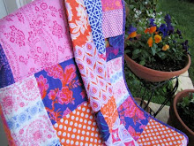 Random Patchwork Quilt