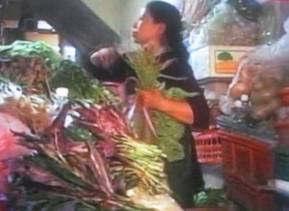 Chen Shu-Chu,  Si Tukang Sayur Dermawan