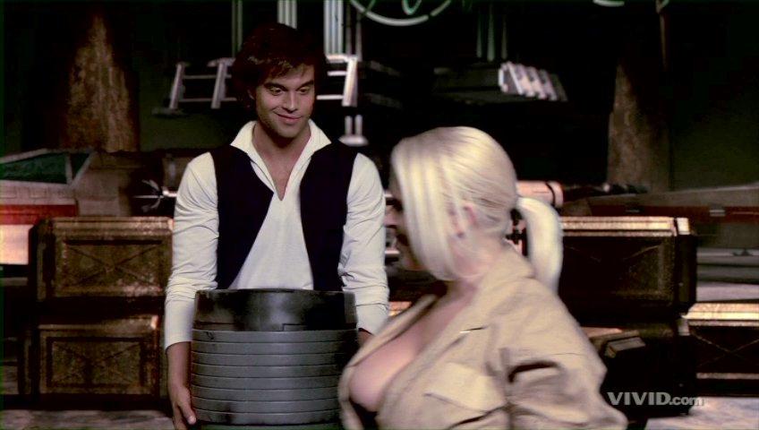 Star wars funny video blowjob 13