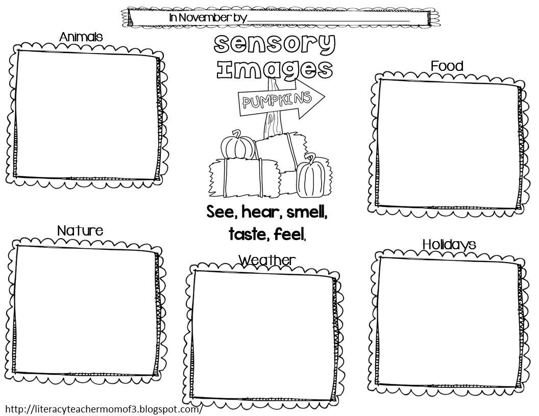 Worksheets Sensory Imagery Worksheet sensory imagery worksheet free worksheets library download and polka dot lesson plans night in the country words