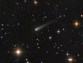 Ison by Damian Peach 24/09/13