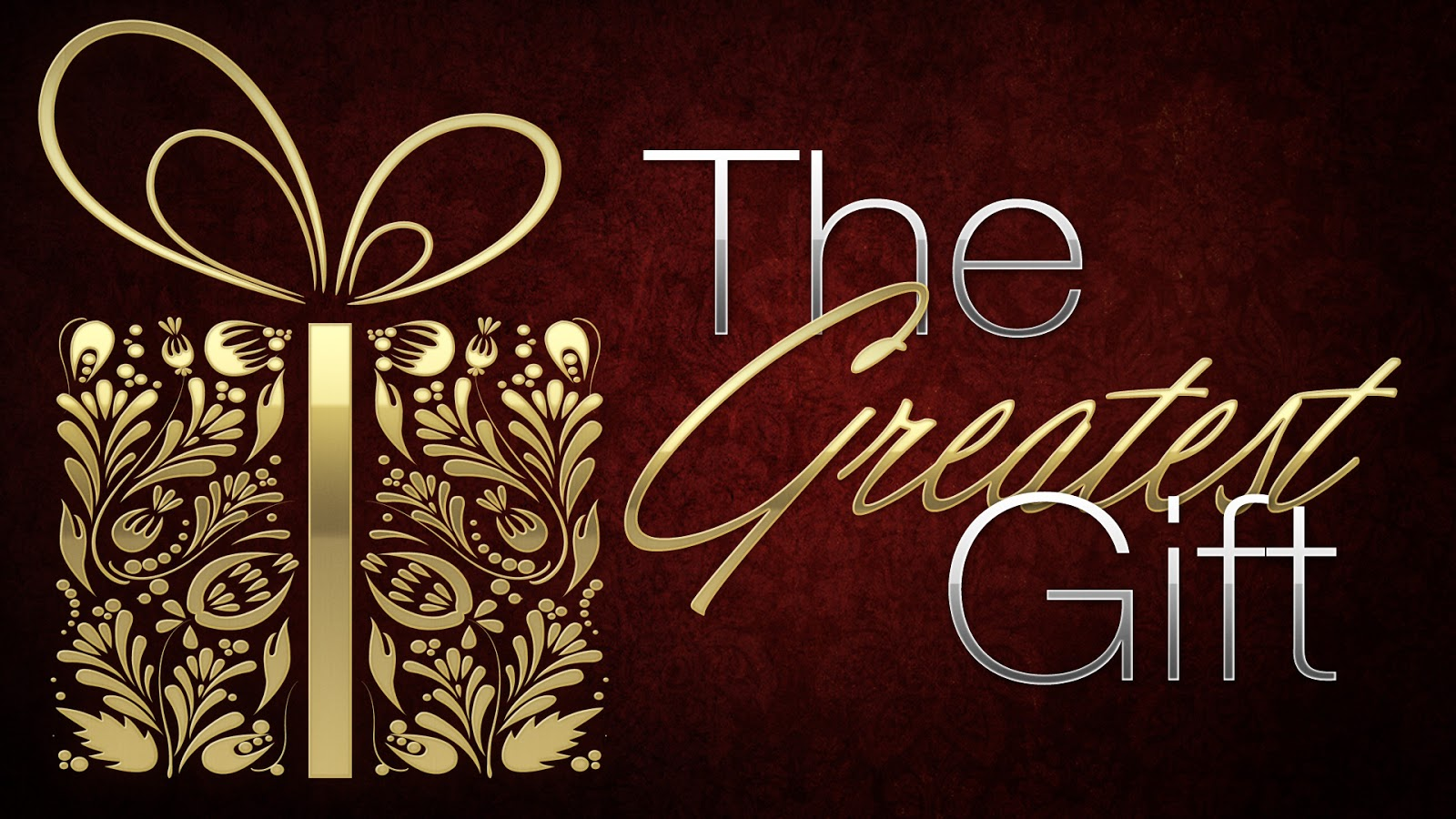 Images of jesus gift of the sc life change lessons pastor brent the greatest gift negle Gallery