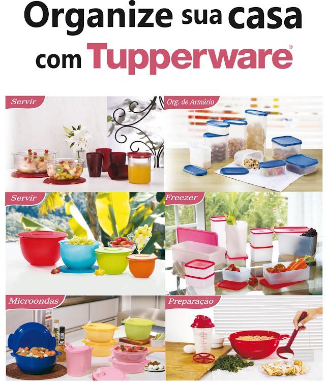 Tupperware com você