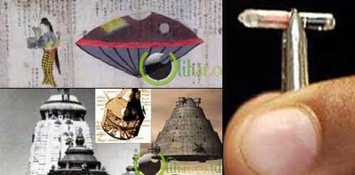 6 Bukti Bahwa Alien pernah Mampir ke Bumi