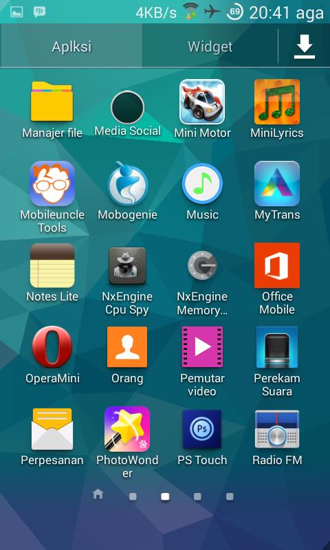 Bosan dengan tampilan File Manager di smartphone android kamu? mungkin ...