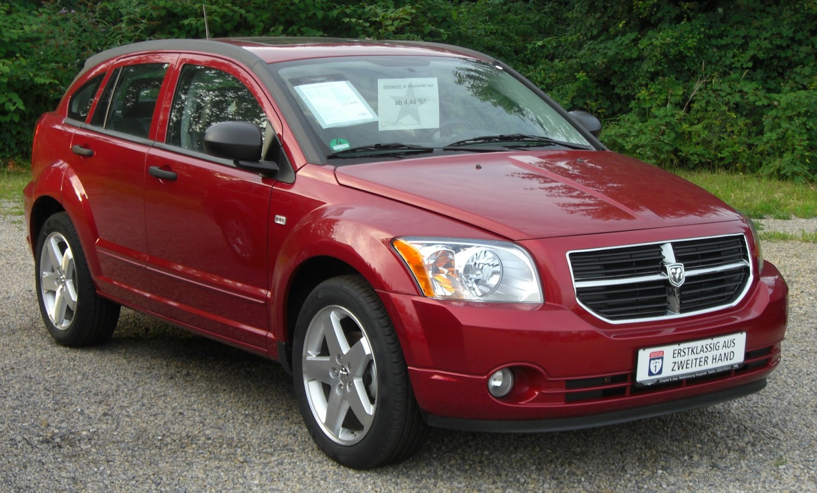hd cars wallpapers dodge caliber. Black Bedroom Furniture Sets. Home Design Ideas