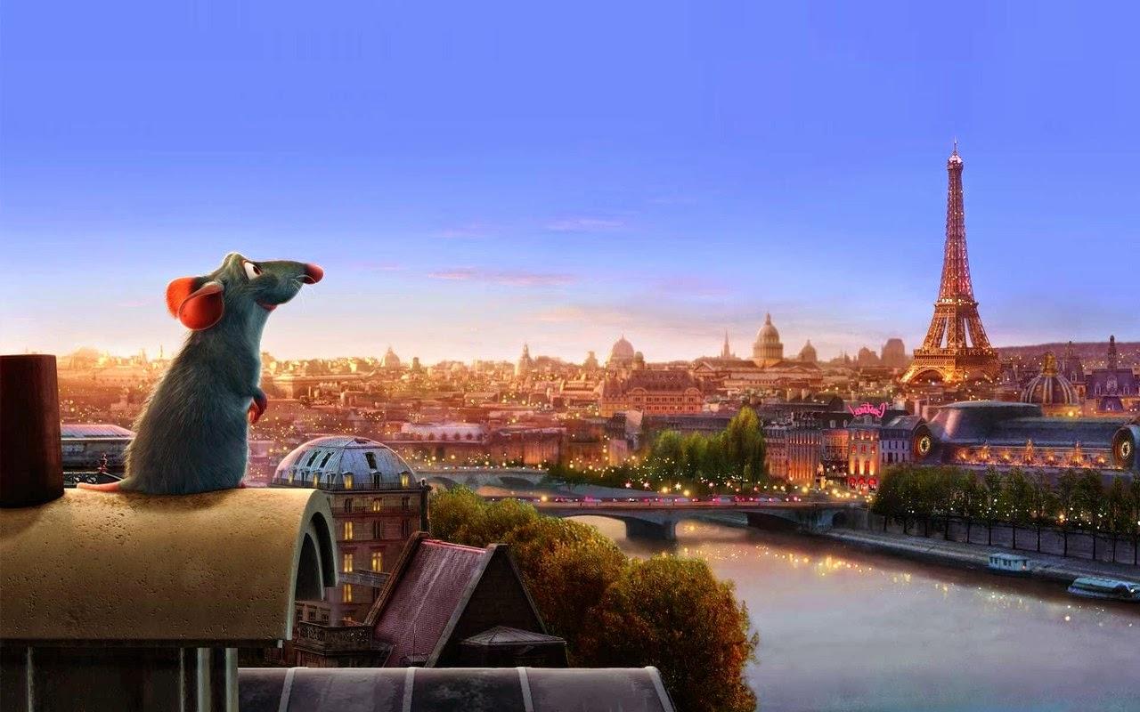 wallpapers ratatouille animated movie - photo #17