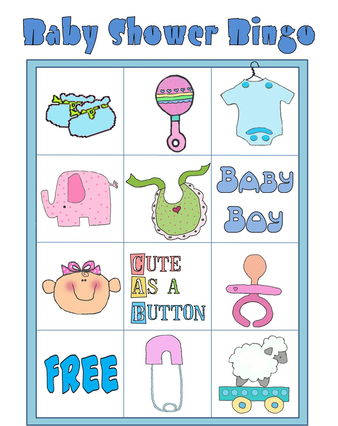It's just a photo of Playful Printable Bingo Chips