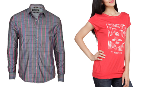 Branded t Shirts Names in India Top 10 Shirt Brands in India