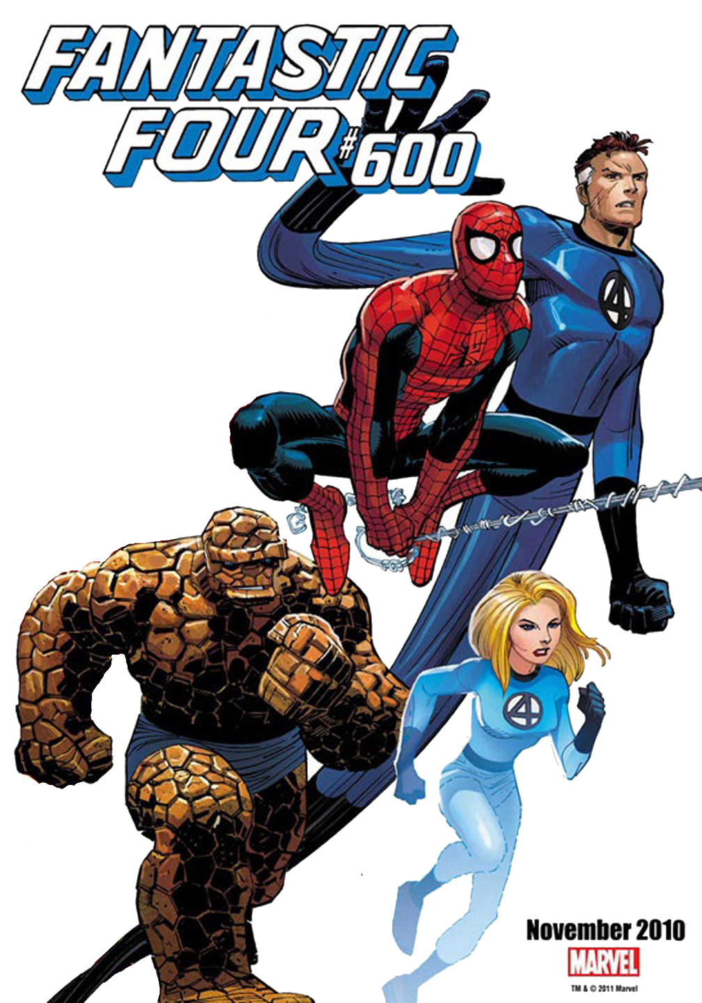 Spider-Man in the Fantastic Four ! Part 2 Ultimate Spider Man Peter Parker Costume