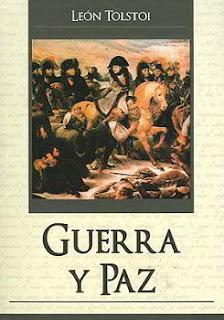 Portada del libro guerra y paz descargar pdf gratis