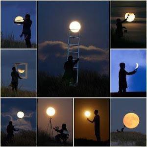 Me das la luna