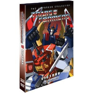 Transformers Victory DVD Release Date