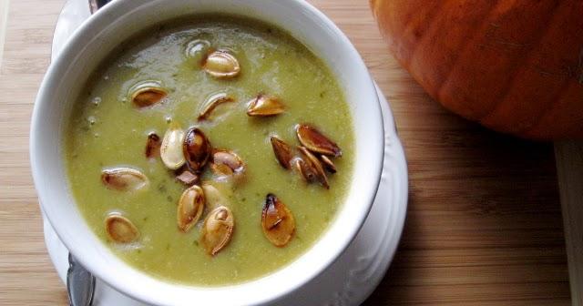 Hope For Healing: Creamy Pumpkin Apple Soup