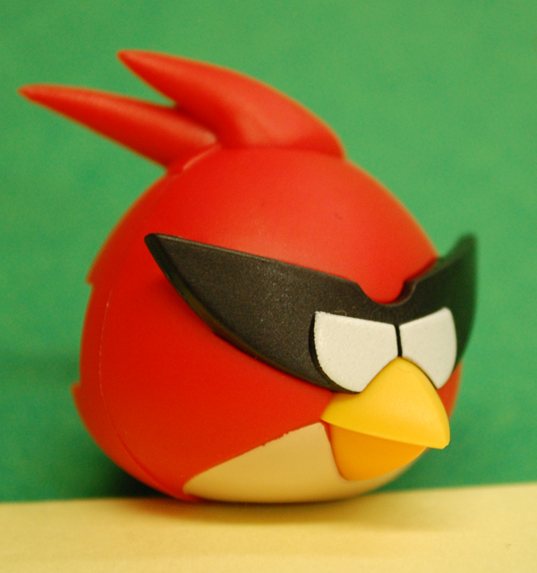 Nex angry bird blind bags have crash landed