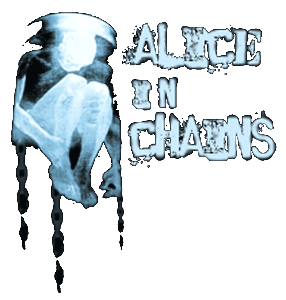 logotipo alice in chains