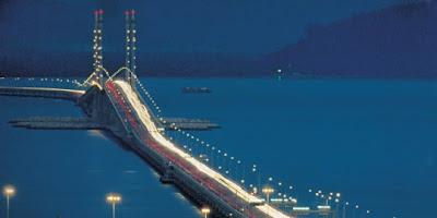 Jembatan Tol Penang