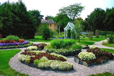 Tukang taman malang tentang Konsep Taman Eropa