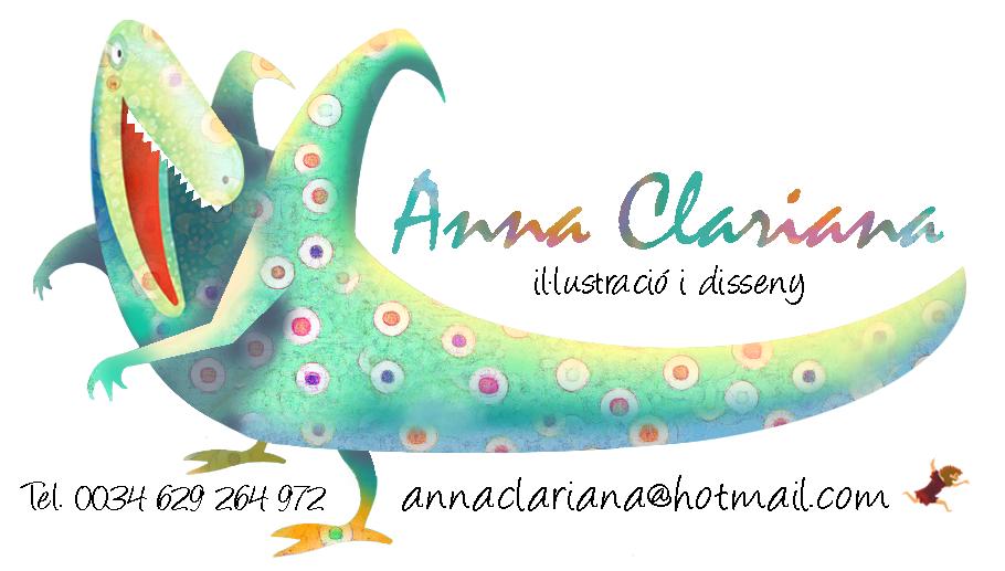 Il·lustració,  Anna Clariana