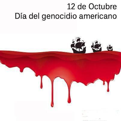 Resultado de imagen para el gran genocidio en américa