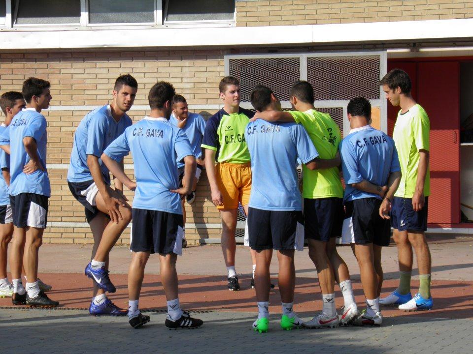 Club futbol gav julio 2013 for Trabajo en gava