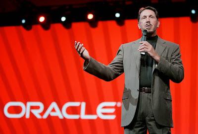 Larry Ellison - Pendiri Perusahaan Database Oracle