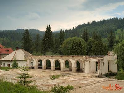 Ruine in Borsec