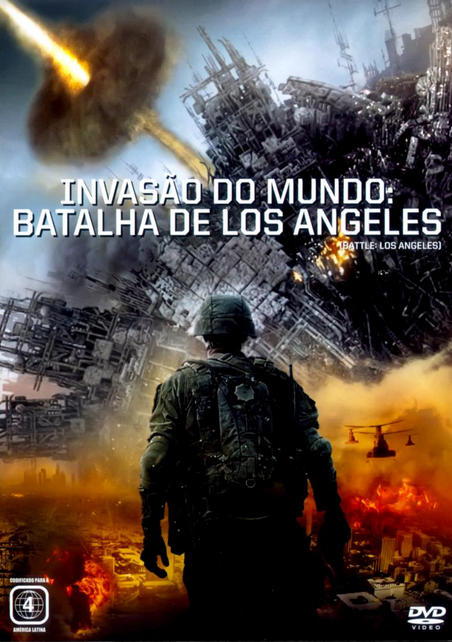 Filme Invasão Do Mundo Batalha De Los Angeles Dublado AVI BDRip
