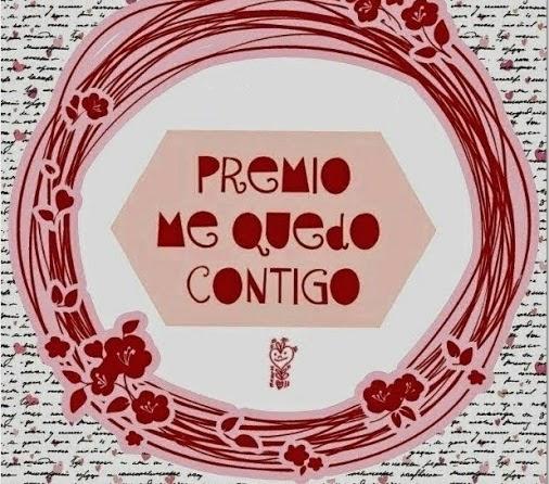 """Premio """"Me quedo contigo"""""""