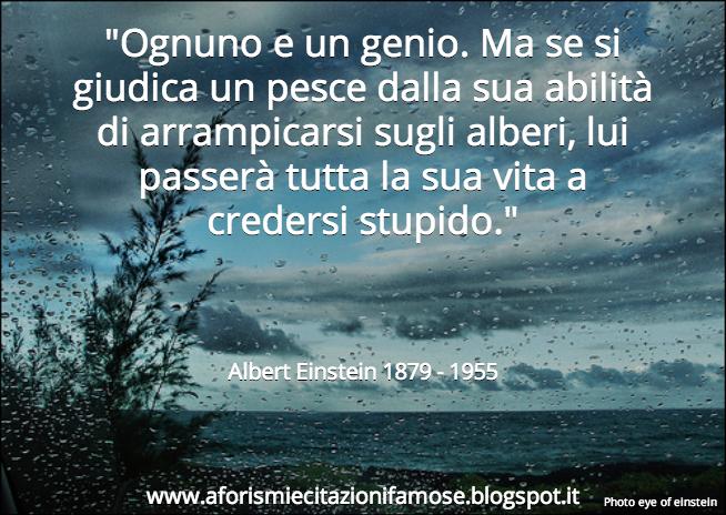 Frasi di Albert Einstein PensieriParole - albert einstein aforismi e frasi famose
