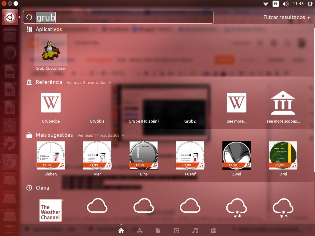 Grub - Alterar ordem de boot Linux Ubuntu