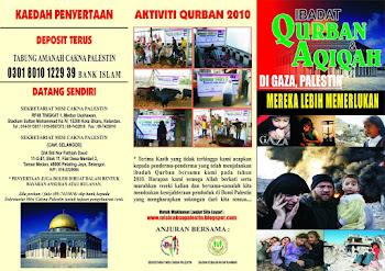 Qurban De Gaza