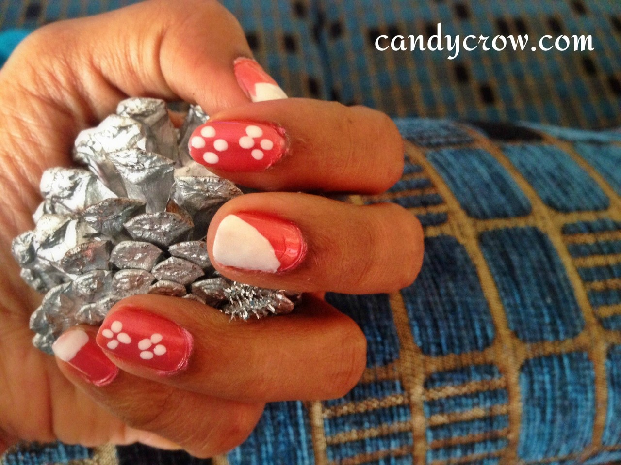 Easy Nail Art With Toothpick