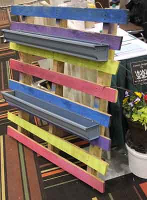 Jim Long's Garden: Fun Garden Ideas for Spring