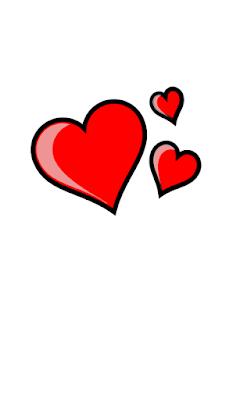 corazon fondos para celular
