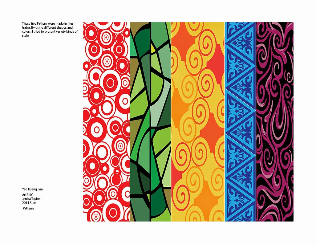 Patterns in Art How to Add Abstract Patterns to Your
